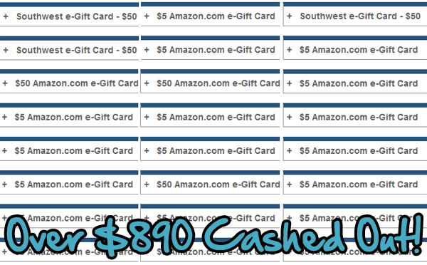 SwagBucks Cash Out