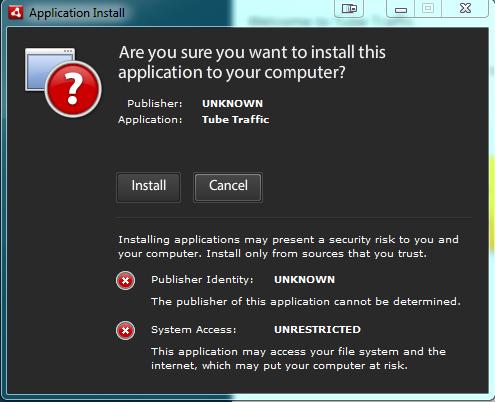 tubecashcode_security_warning2