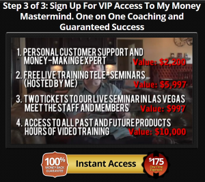Easy Money Machines Upsell 3