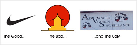 The good, the bad and the ugly logo