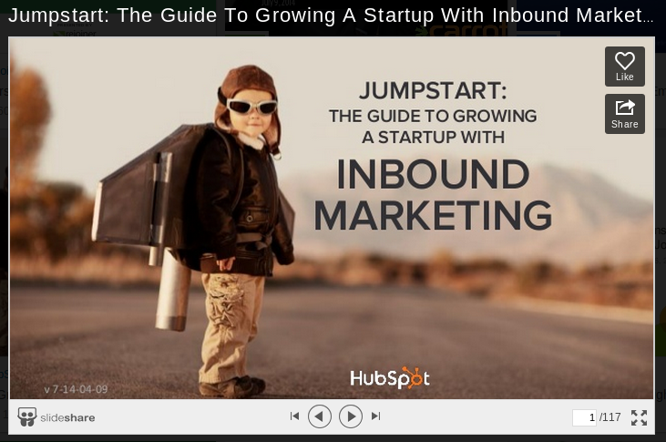 An Example Slideshare