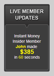 Instant Money Insider Live Members