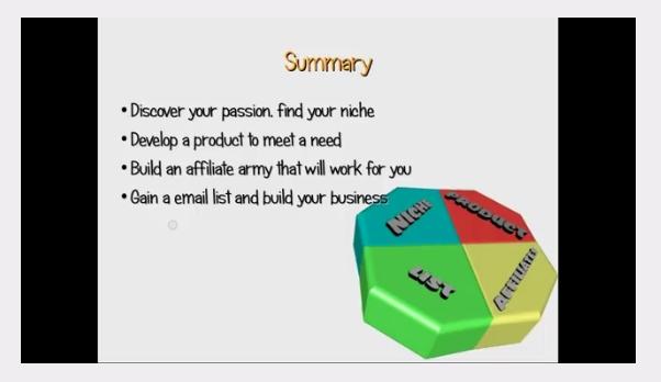 Residual Profit Platform summary