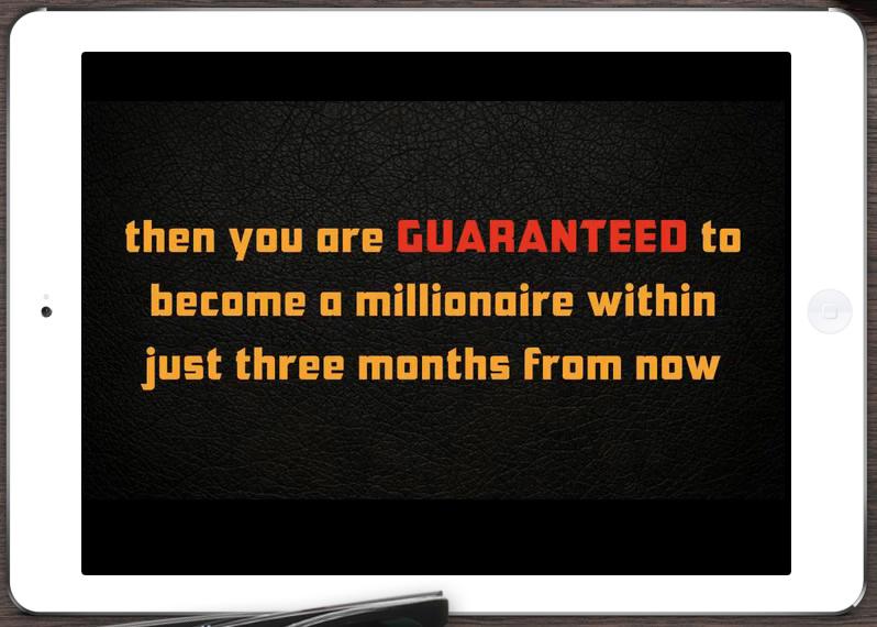 2015 Millionaires Club guarantee