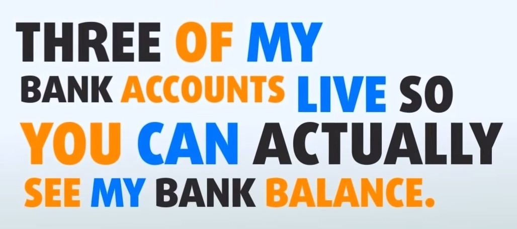 Profit Maximizer bank balance