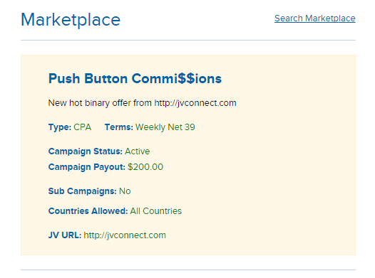 push-button-commissions