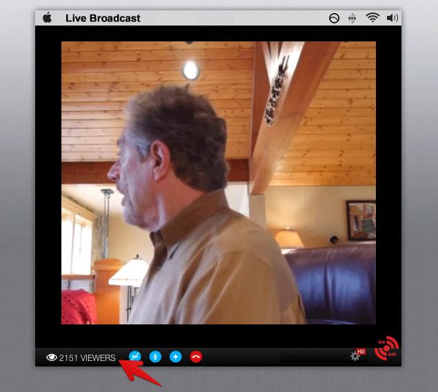 live-stream