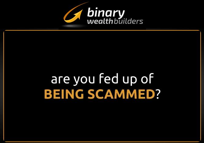 Binary Wealth Builders scam