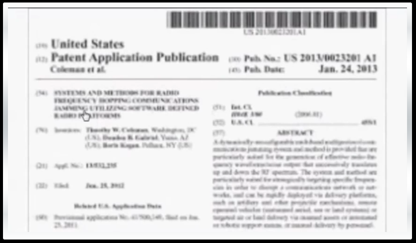 Point Click Cash patent
