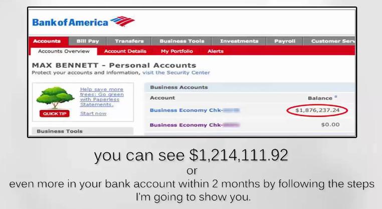 Live Profit million in 2 months