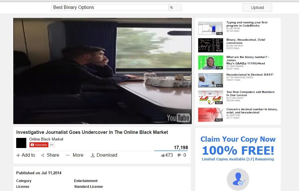 online black market