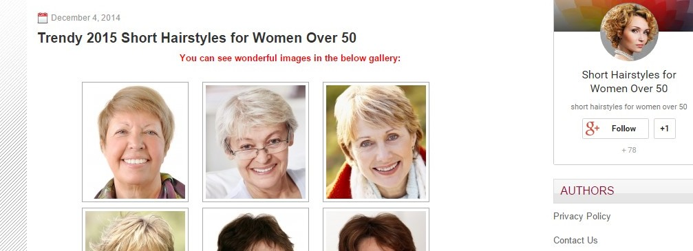 women over 50