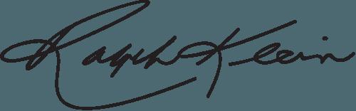 ralph klein signature
