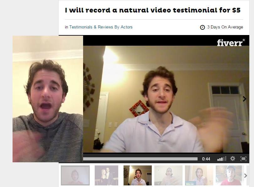 21 days to riches fake testimonial 2