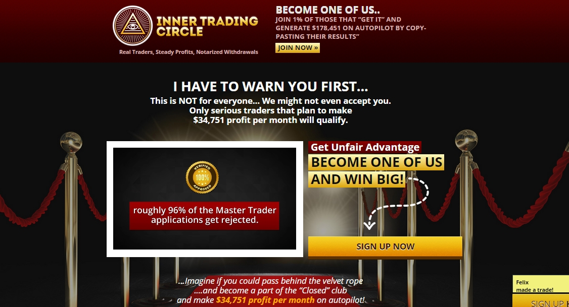 Gold options trading scams