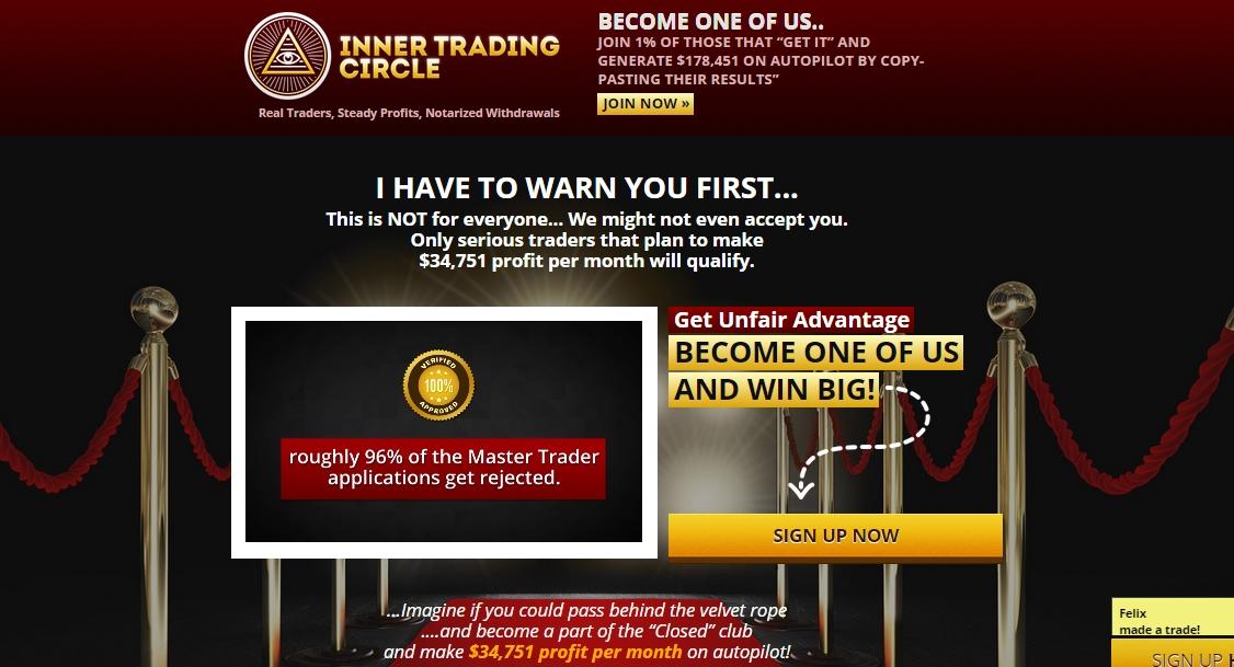 Inner Trading Circle