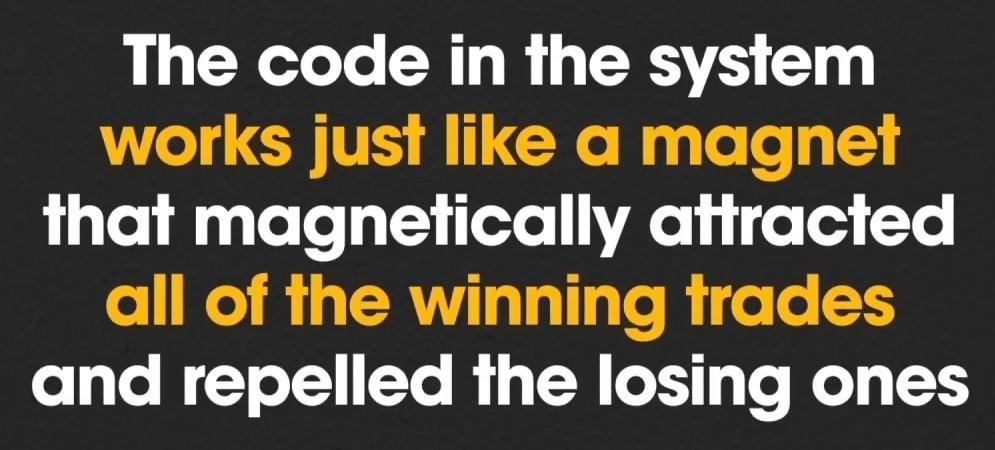 Magentic Profits magnetic code