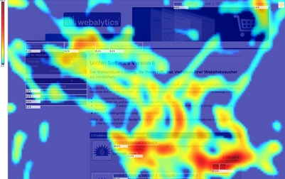 mouse move heatmap