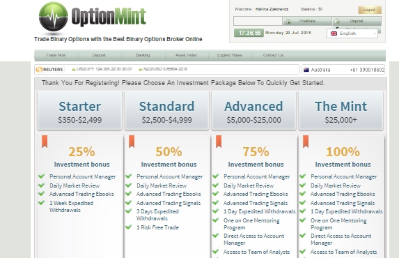 optionmint