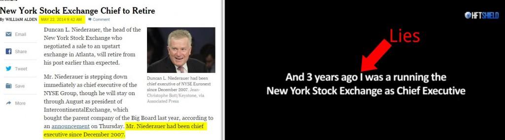 HFT Shield NYSE chief executive