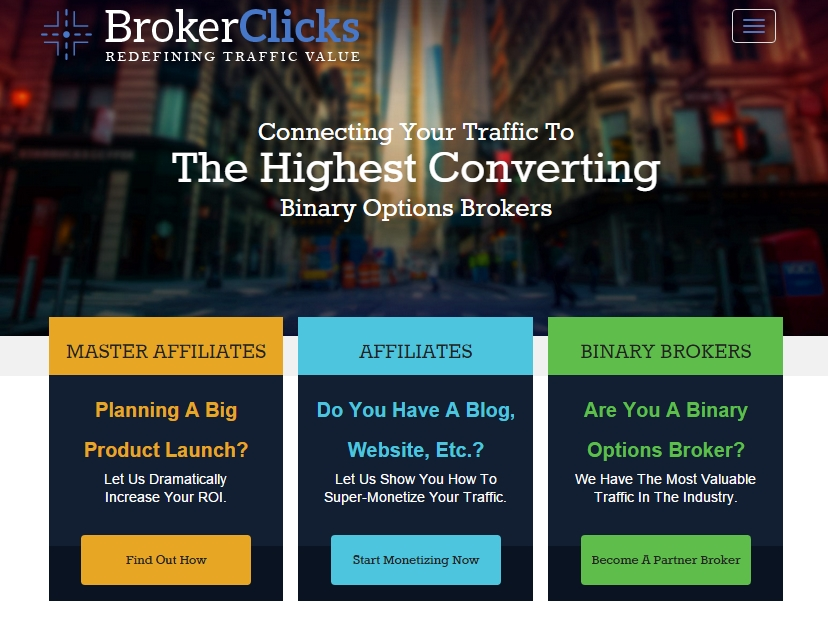 BrokerClicks