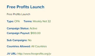 Free Profits 6