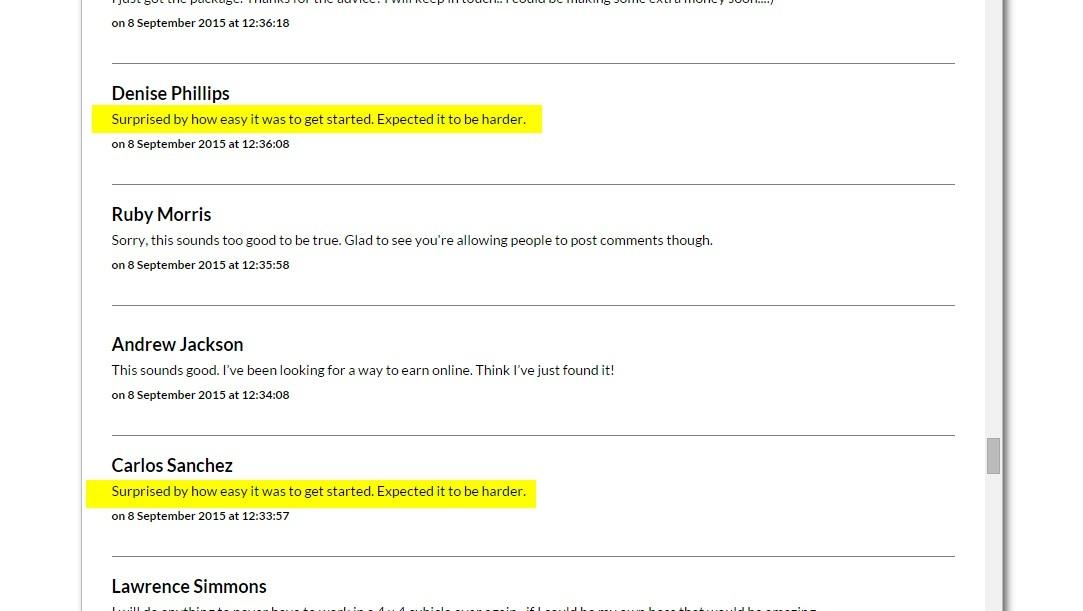 Profit Genius duplicate comments