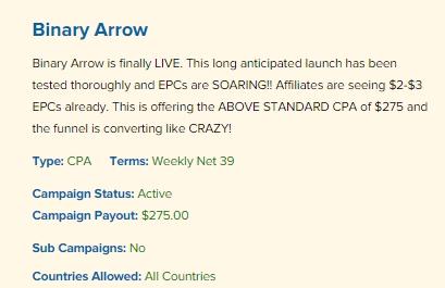 binary arrow 9