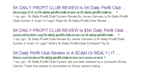 Daily Profits Club