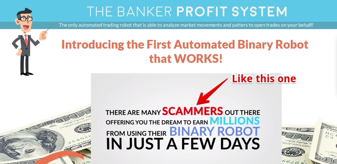The Banker Profit System