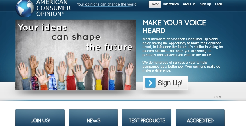 American Consumer Opinion Panel