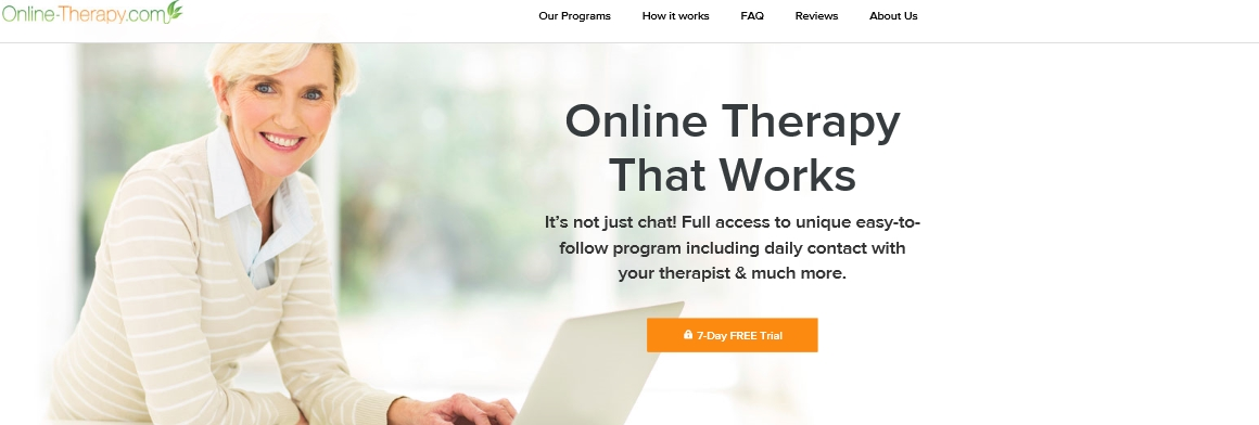 Online Therapy and Counseling