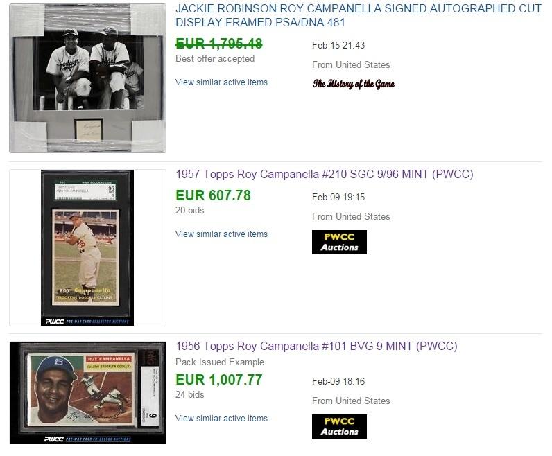 make money with sports ebay listings