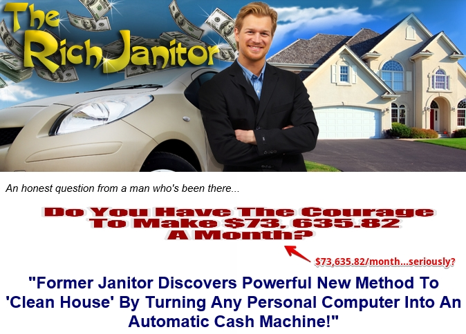 The Rich Janitor1