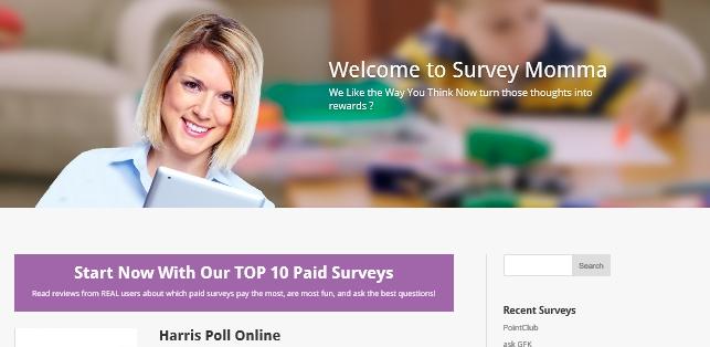 SurveyMomma