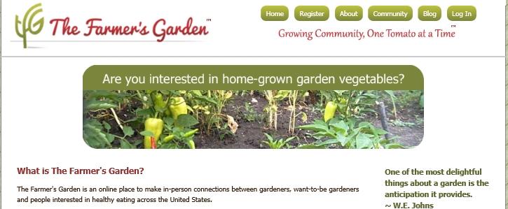 the farmers garden