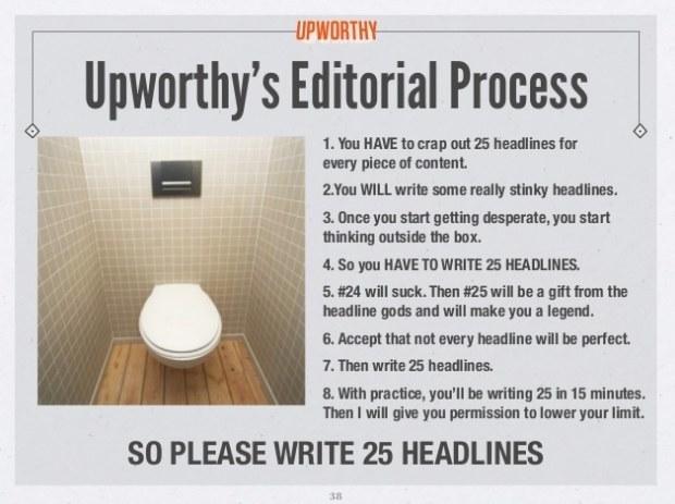 upworthy 25 headlines