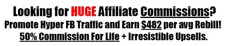 Hyper FB Traffic commissions