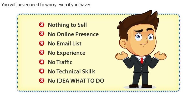 emailcashfunnel no skills
