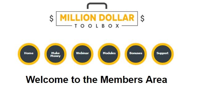MILLION DOLLAR TOOLBOX 7