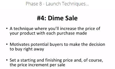 Phase 8 Launch Techniques