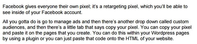 copy paste commissions not actionable