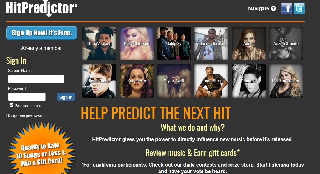 can you make money with internet radio station muisc survey paid