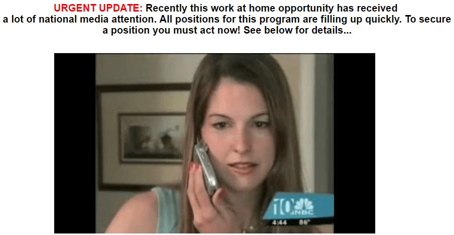 Home Job Position video