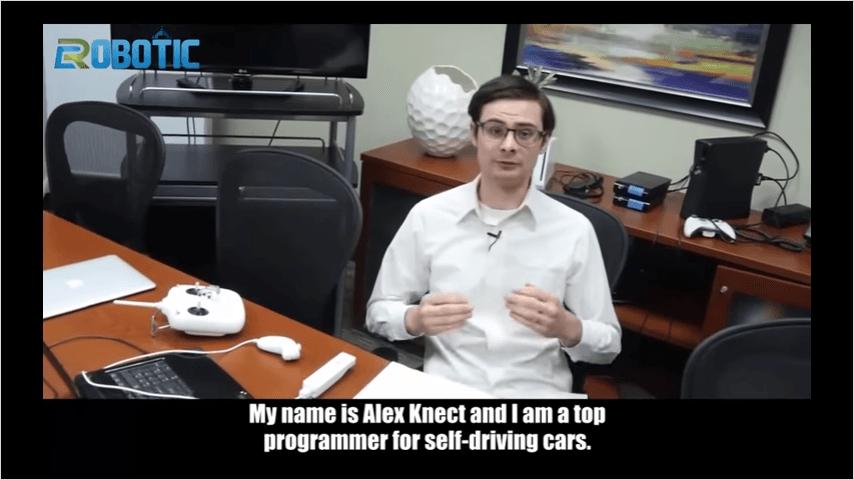 TAI Robotics Alex Knecht