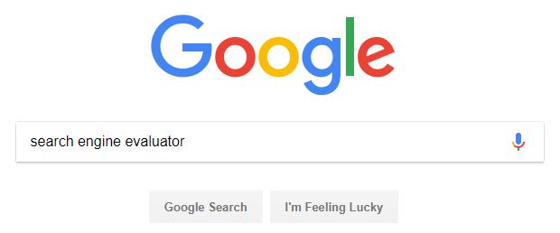 Search Engine Evaluator Jobs