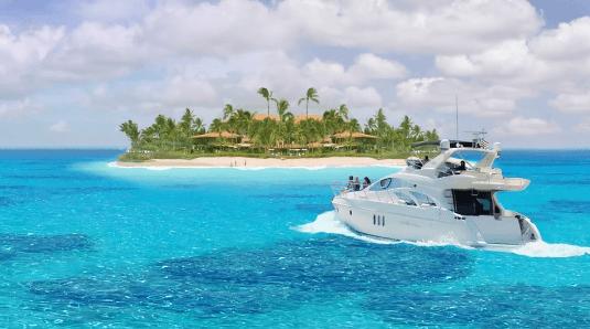 Crypto Money Maker yacht