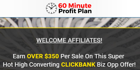 60 Minute Profit Plan Affiliate