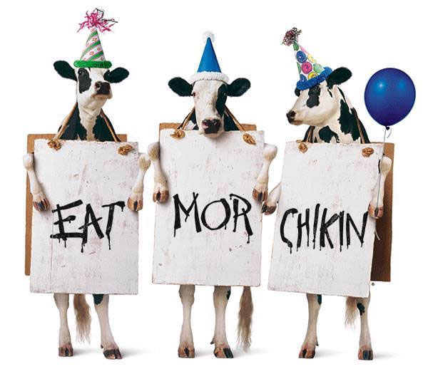 Chick-fil-a Birthday Freebies