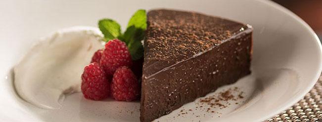 Free chocolate espresso cake